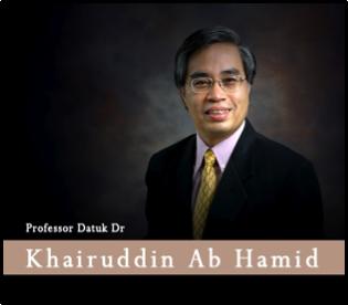 Dr Khairuddin