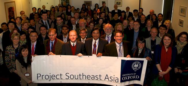Southeast Asian Studies Symposium group photo