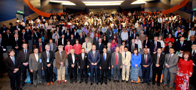 4th SEA Studies Symposium Group Photo 20 March 2015